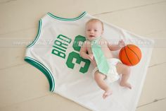 If Daddy was a former athlete, bring in his jersey or his favorite team's jersey and we can do something fun with it