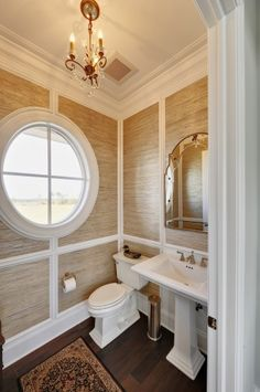 window is super cool in powder bath