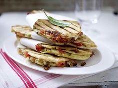 Tomaten-Panini Rezept - Chefkoch-Rezepte auf LECKER.de | Kochen, Backen und schnelle Gerichte