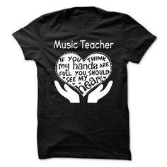 Music Teacher T-Shirts, Hoodies. BUY IT NOW ==► Funny Tee Shirts