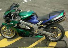 1996 Kawasaki ZX-9R