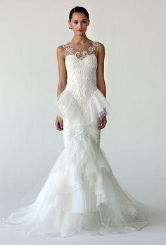 Marchesa Bridal Collection 2012
