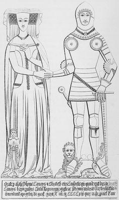 thomas_de_camoys 1419 England