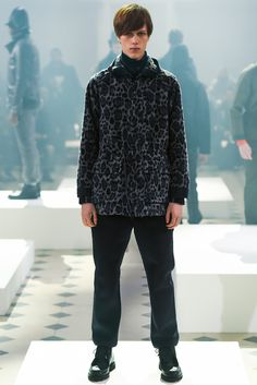 Sacai Fall 2015 Menswear - Collection - Gallery - Style.com