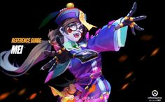 I want her Halloween skin in game, maybe next year cuz I just recently started the game so I have no coins :(