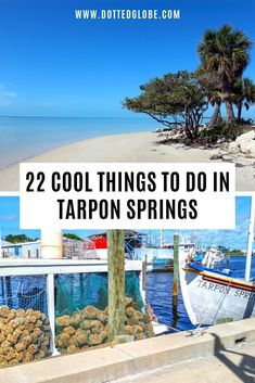 idea florida Visiting Tarpon Springs on Floridas Gulf Coast Read the best things to do in Tarpon Spidea florida Visiting Tarpon Springs on Floridas Gulf Coast Read the best things to do in Tarpon Springs now via dottedglobe Tarpon Springs Sponge Docks, Tarpon Springs Florida, Dunedin Florida, Clearwater Florida, Tampa Florida, Tampa Bay, Florida Travel Guide, Florida Vacation, Places In Florida