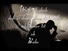 Howard Carpendale - Nachts wenn alles schläft - YouTube Youtube, Baileys, Movie Posters, Movies, Longing For You, Love Songs, Lyrics, Music Lyrics, Films
