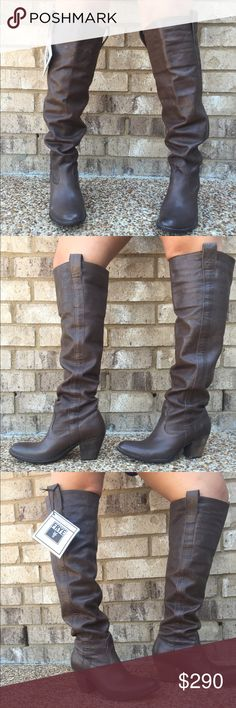 eab341b5b9d Size Gorgeous Brown Leather Frye OTK boot perfect for Fall! Dress Up or  Down! Reasons offers accepted 😜 Frye Shoes Over the Knee Boots