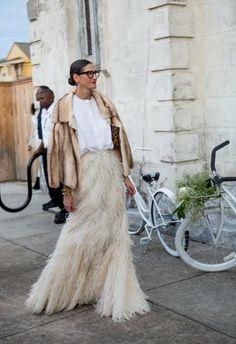 'Tips' de estilo para novias de invierno #brides