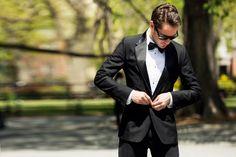 Dolce & Gabbana tuxedo.