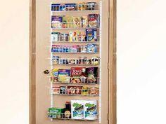 Charming Best Over The Door Pantry Organizer Design ~ Http://modtopiastudio.com/
