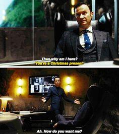 Roasted, my dear Moriarty... Sincearly Sherlock fan.