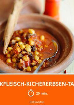Hackfleisch-Kichererbsen-Tajine - smarter - Zeit: 20 Min.   eatsmarter.de