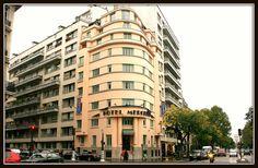 Hotel Mercedes [1926-28] Architecte : Pierre Patout 128 Avenue de Wagram Paris 75018