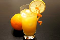 screwdriver vodka orange