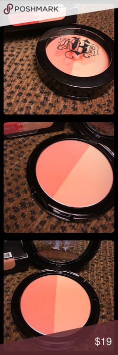 """1 HOUR SALE  Kat Von D Shade Light Blush Duo •BRAND NEW• OFFERS WELCOME• Brand new in box Kat Von D Shade Light Blush Duo in the shades """" Samson & Delilah """". I'm a huge fav of kat Von d's cosmetic line. Everything I've tried out so far I absolutely love ❣️❣️ Kat Von D Makeup Blush"""