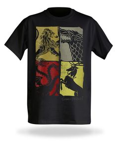 Game of Thrones House Sigils Tee $19.99