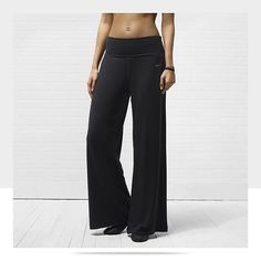 Nike Store. Nike Ace Wide Women's Training Pants I want these but 90.00, you got to be kidding me.