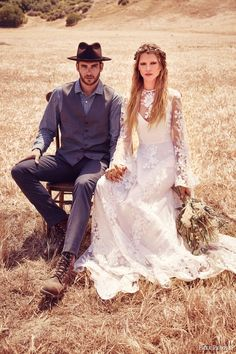 free people odylyne the ceremony lillian illusiong long sleeve wedding dress