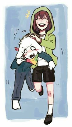 Chara And Azzy