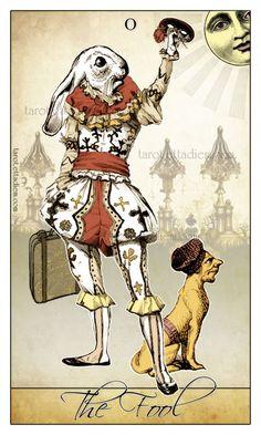 The Isidore Tarot – A New Neo Victorian Tarot Deck » The Major Arcana