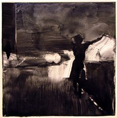Tom Bennett - 'Sleepwalk' (Monotype)