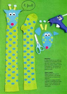 Recycling Socks