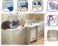 bath lift chairs for elderly #disabledbathrooms >> discover great