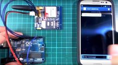 SMS Message usage with GSM Modem and Arduino - Hacked Gadgets – DIY Tech Blog