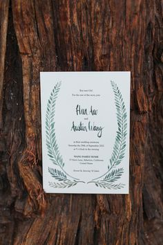 Romantic Outdoor Wedding with Bash Please - Once Wed Wedding Designs, Wedding Ideas, Diy Wedding, Wedding Inspiration, Design Inspiration, Olive Green Weddings, Invitation Design, Invitation Ideas, Invites