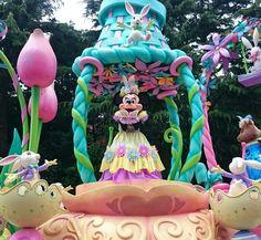 Tokyo Disneyland Easter