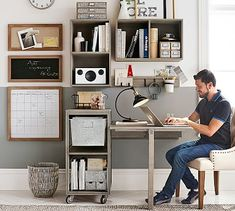 Etonnant This Popup Desk Is A Great Idea For Small Home/minimalism Mission Modular  System Collection