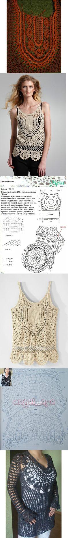 Bolero con diseños
