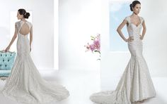 Ultra Sophisticates Style 1476 by Demetrios  Arriving at Anjolique this Friday March 7!  Call us 704-892-6450