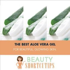 Aloe Vera gel is an excellent skin moisturizer and can cure various skin problems. Investing in the best aloe vera gel brands will save your time, money and skin too! Skin Care Routine For 20s, Aloe Vera Gel, How To Apply Makeup, Skin Problems, Beauty Hacks, Beauty Tips, Beauty Secrets, Beauty Products, Beauty Routines