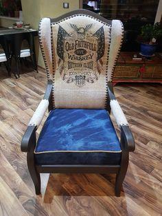Men's armchair