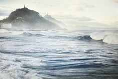 Pinceladas en el mar