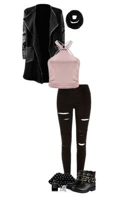 """No.10"" by kicsijahmeky ❤ liked on Polyvore featuring Lipsy, Lulu Guinness, Ash, MM6 Maison Margiela, Chanel, women's clothing, women's fashion, women, female and woman"