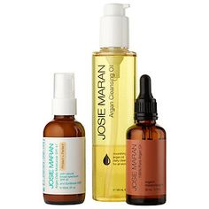 Josie Maran - Cleanse, Nourish, Pick Your Protect   in Tinted Protect + Perfect SPF 47 #sephora