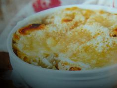 zuppa di cipolle - gratinata in forno