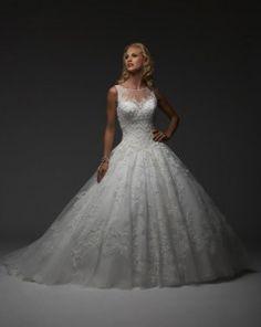 WHITE BONNY WEDDING DRESSES