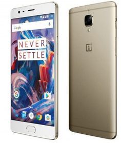 Soft gold OnePlus 3 won't be available until July, confirmed via Twitter
