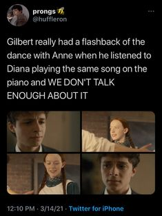 Flipped Movie, Dawson's Creek, Gilbert And Anne, Childhood Stories, Gilbert Blythe, Anne Shirley, Anne Of Green Gables, Beautiful Stories, Pride And Prejudice