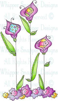 Easter Egg Lilies =  Item Number: #BBX615