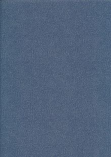 Sevenberry Japanese Fabric - Sway Blue