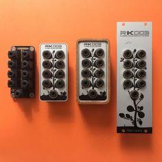 Retrokits RK-003 passive stereo mixer