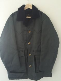 Vintage Rockabilly Western Style Coat Jacket - Size XL by... #CafeMotique #ColoradoSprings #vintagelifestyle #caferacer #vintagemoto