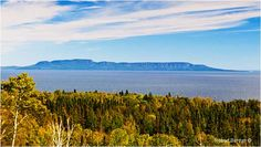 The Sleeping Giant, Thunder Bay    Missing it more than ever!