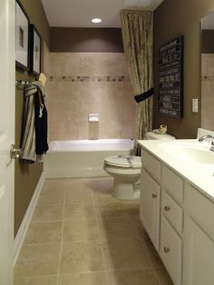 1000 Images About Long Narrow Bathroom Ideas On Pinterest