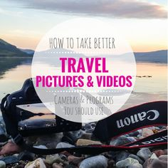 Which camera should you use on your travels and which programs are useful to edit your pictures and videos? An overview of my camera travel gear after over 40 visited countries.